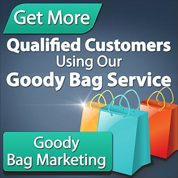 Goody Bag Marketing is a strategy in your marketing plans to get customers taking action